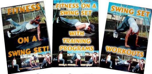 Swing Set Fitness Books